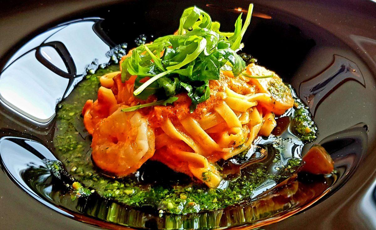 Recept Pasta scampi's