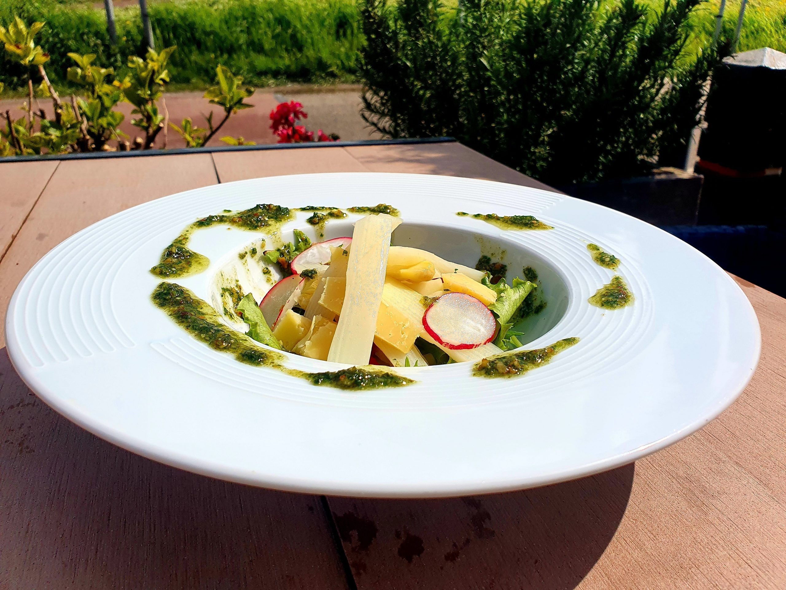 Salade Asperge